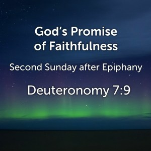 God's Promise of Faithfulness