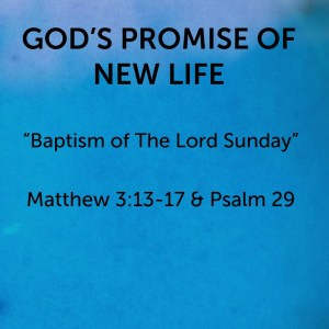 God's Promise of New Life